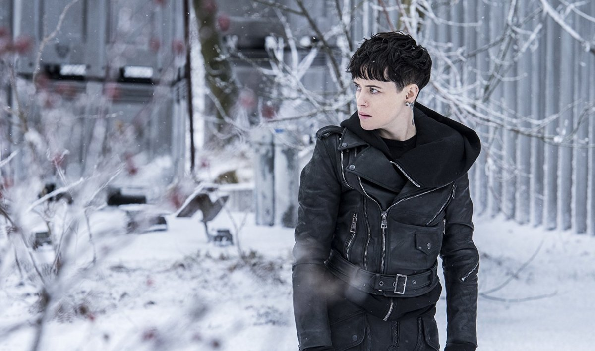 'The Girl in the Spider's Web' Trailer: The Past Never Forgets