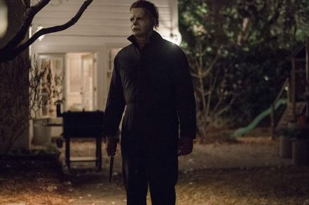 Nick Castle as Michael Myers in Halloween