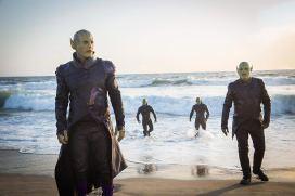 The Skrulls for Captain Marvel