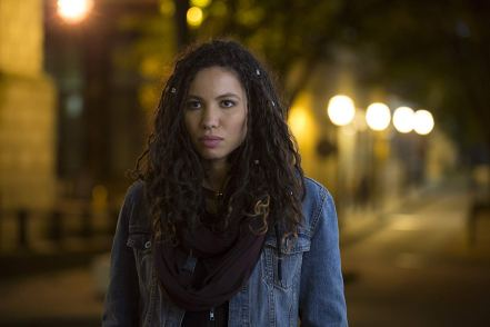 Jurnee Smollett-Bell in One Last Thing