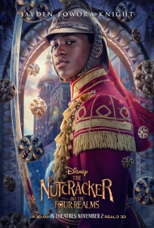 The Nutcracker and the Four Realms Character Poster
