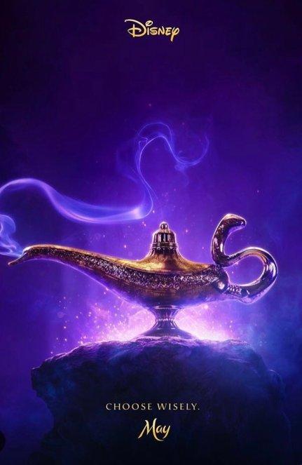 Aladdin (2018) Teaser Poster