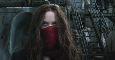 Hera Hillmar in Mortal Engines