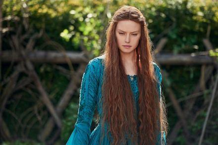 Daisy Ridley in Ophelia