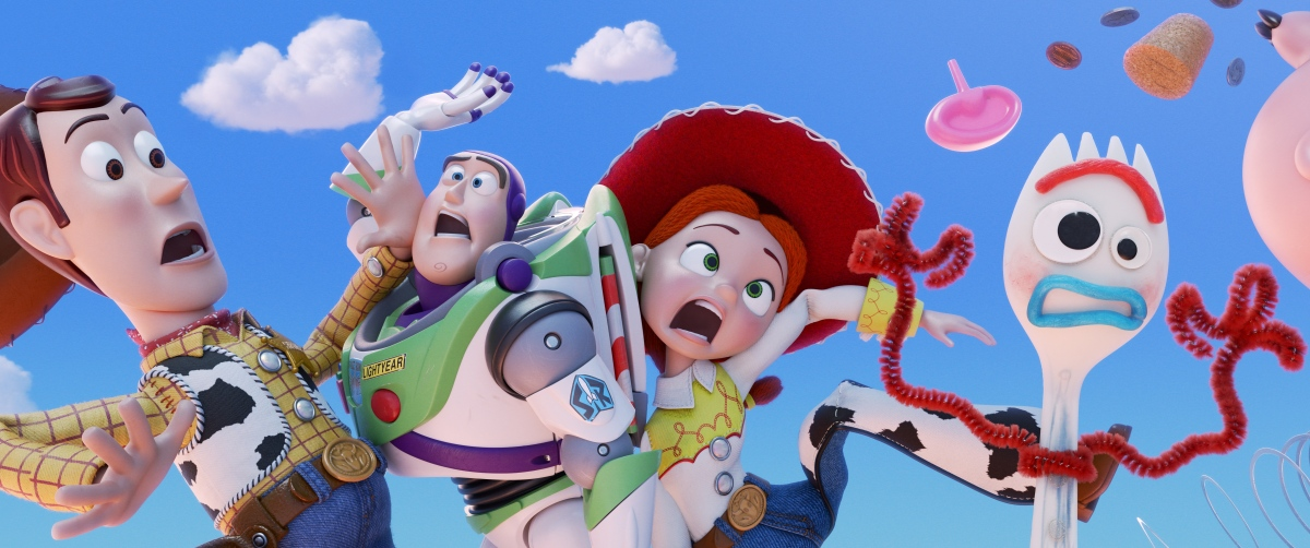 Your Favorite Toys Are Back in 'Toy Story 4' Official Teaser Trailer & Poster