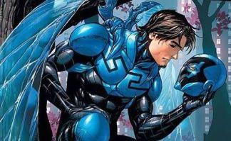 Jaime Reyes Blue Beetle DC Movie