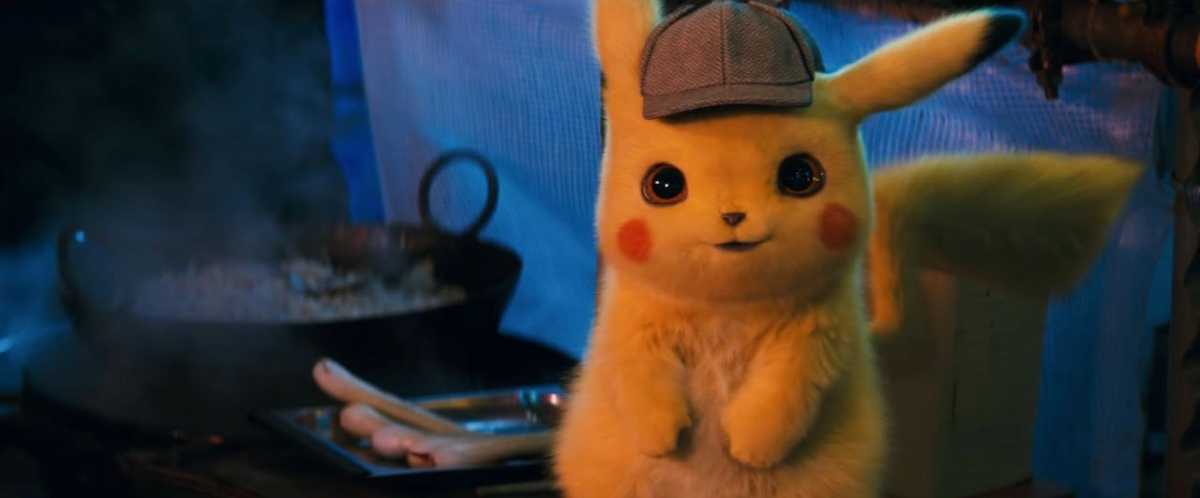 First 'POKÉMON Detective Pikachu' Trailer Reveals Ryan Reynolds as the Fan-Favorite Character