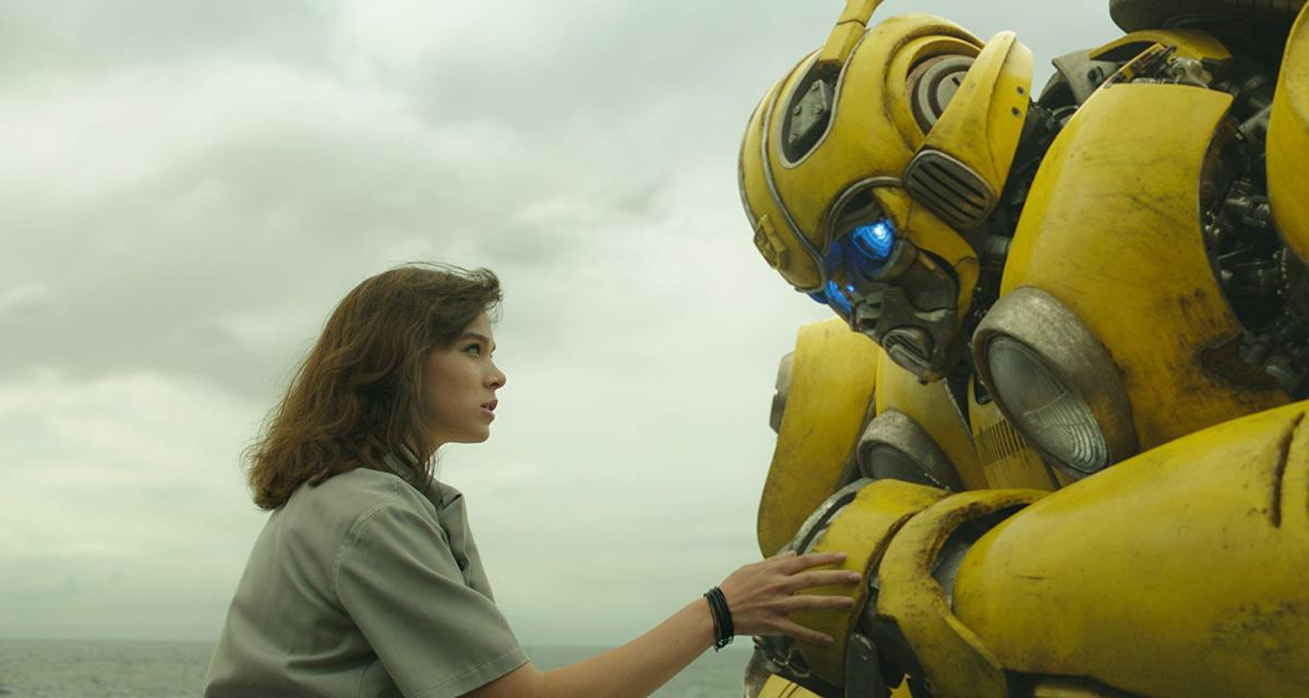 New 'Bumblebee' Poster Kicks Off Its Marketing Run