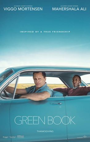 Green Book Official Poster