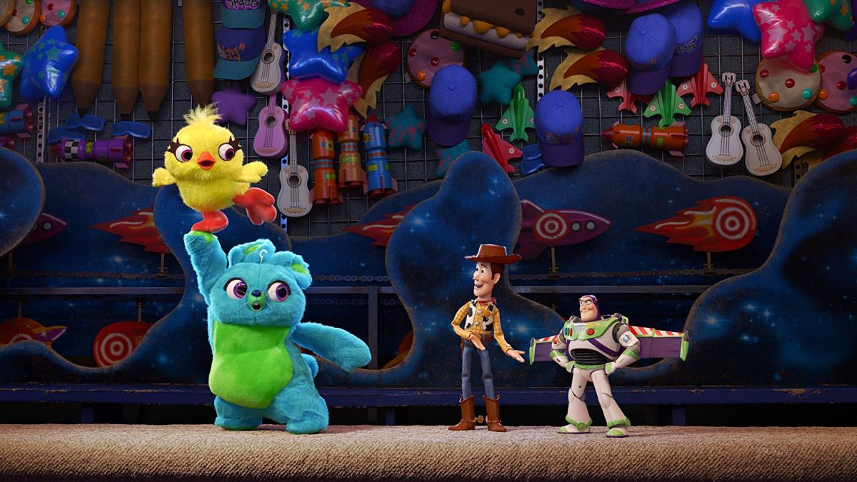 Pixar Drops More 'Toy Story 4' Posters & Another Teaser Trailer with New Toys