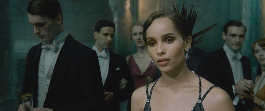 Zoe Kravitz as Leta Lestrange in Fantastic Beasts: The Crimes of Grindelwald