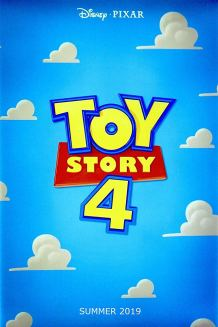 Toy Story 4 Official Poster