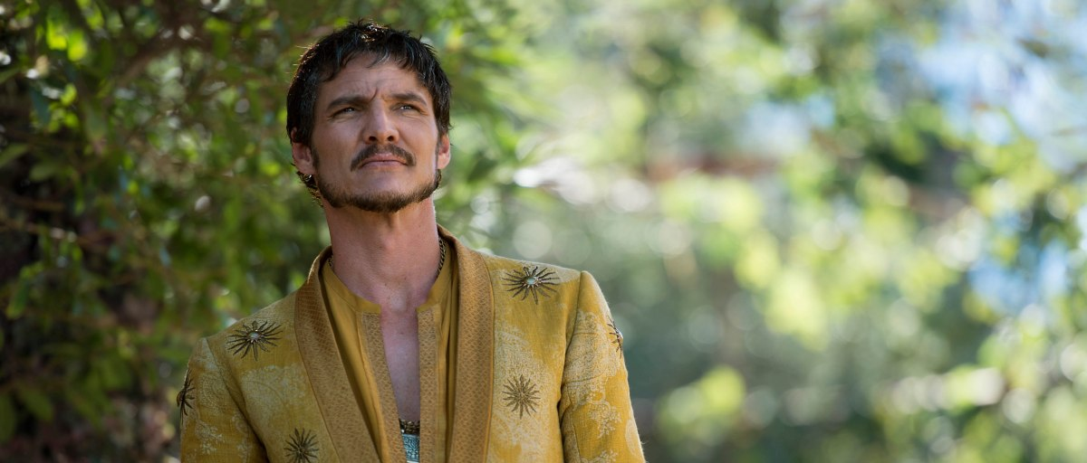 Pedro Pascal Officially Announced as 'The Mandalorian'