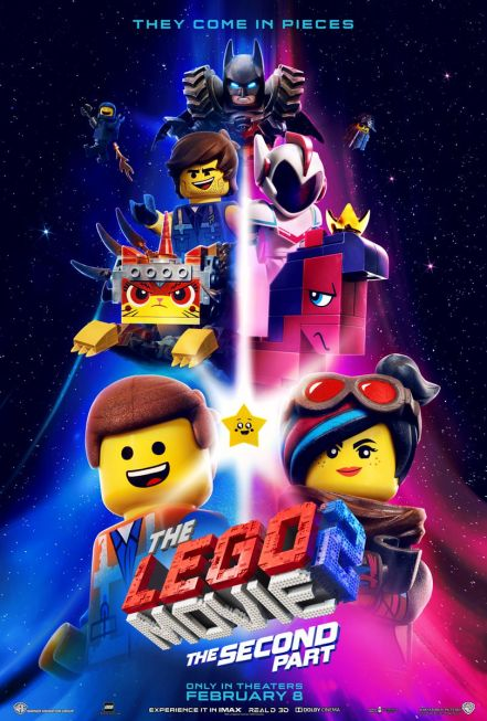 The LEGO Movie 2- The Second Part Poster