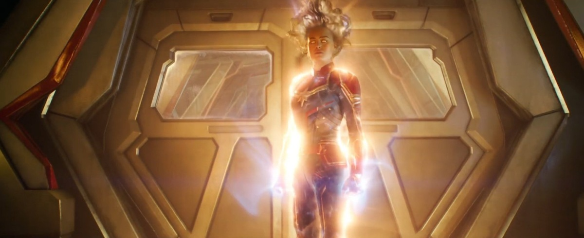 New 'Captain Marvel' Trailer Is Here & It Will Blow Your Mind!