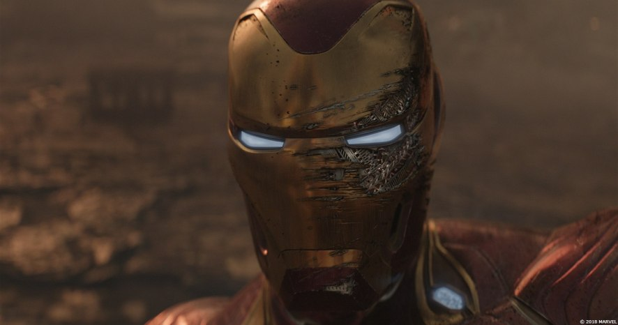 Iron Man for Avengers: Infinity War