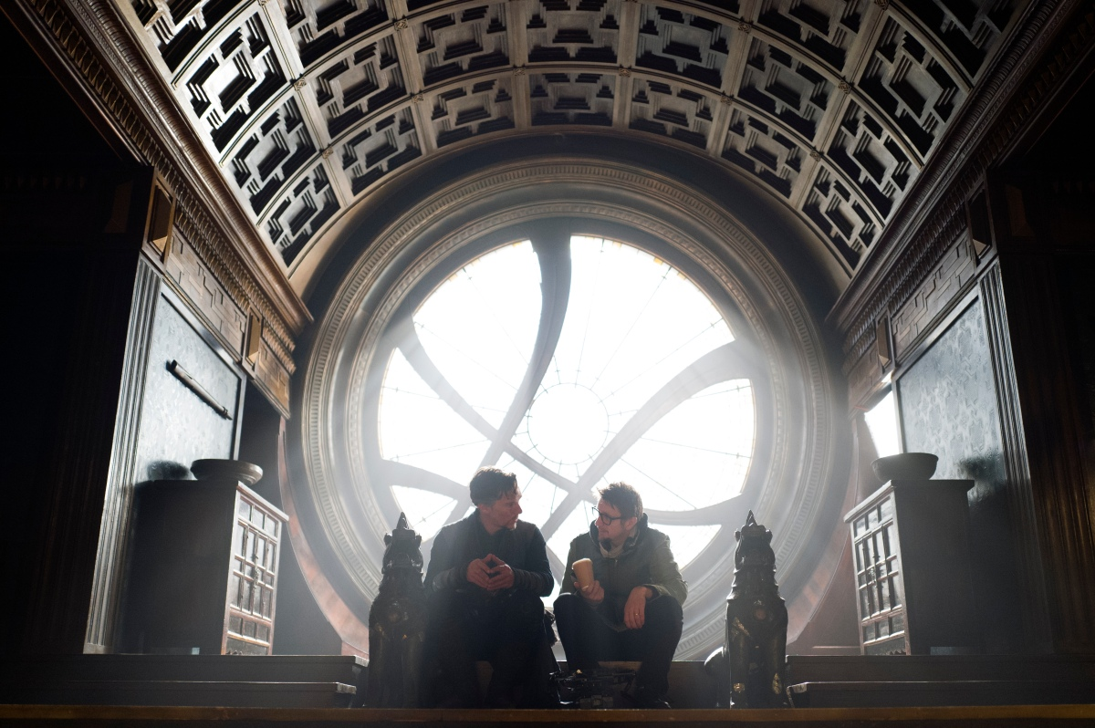 Director Scott Derrickson Will Return for 'Doctor Strange 2'