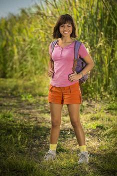 Isabela Moner in Dora the Explorer Live Action Movie