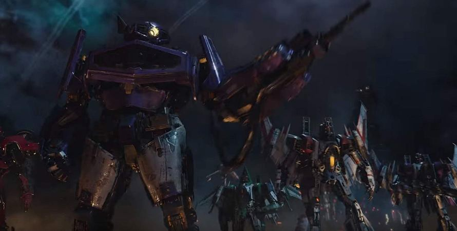 Decepticons in Bumblebee