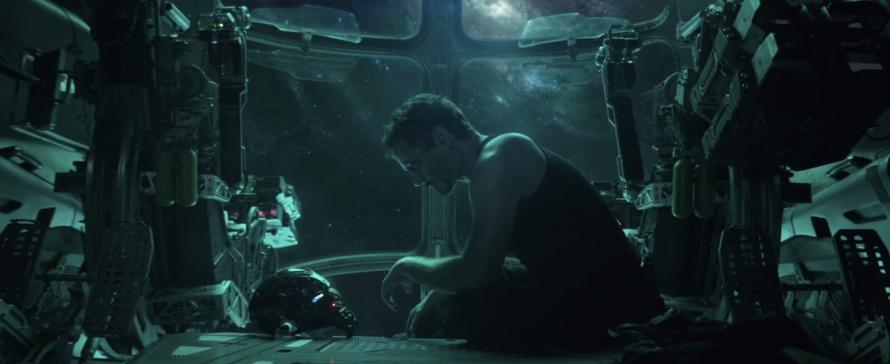 Robert Downey Jr. as Tony Stark in Avengers: End Game