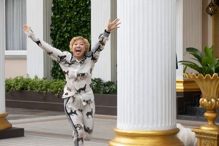 Awkwafina in Crazy Rich Asians
