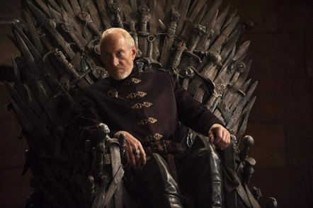 Charles Dance in Game of Thrones