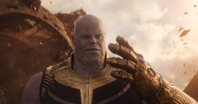 Thanos for Avengers: Infinity War