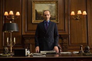 Ralph Fiennes in Spectre