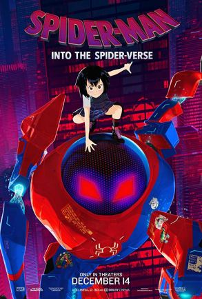 Spider-Man- Into the Spider-Verse Poster
