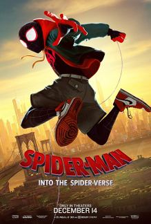 Spider-Man- Into the Spider-Verse Miles Morales Poster