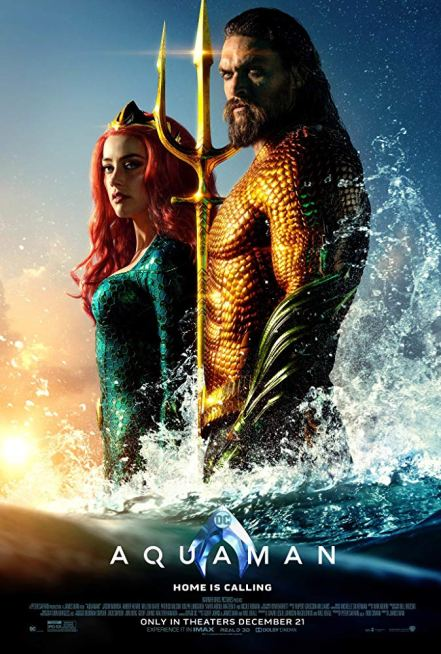 Aquaman Official Poster