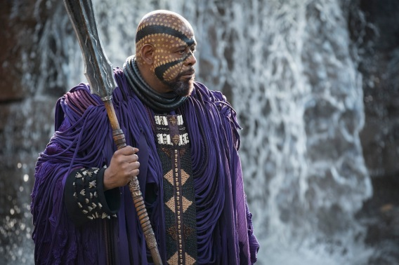 Forest Whitaker in Black Panther