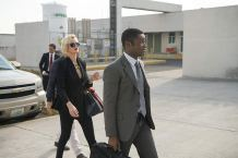 Charlize Theron & David Oyelowo in Gringo