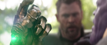 chris hemsworth in avengers- infinity war