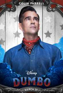 Colin Farrell Dumbo