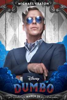 Michael Keaton Dumbo