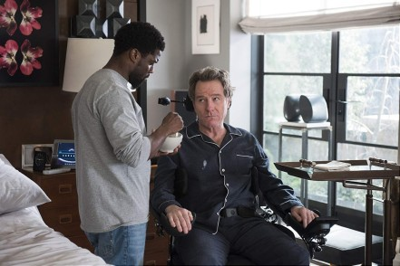 Kevin Hart & Bryan Cranston in The Upside