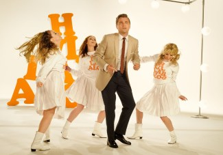 leonardo dicaprio in once upon a time in hllywood 2