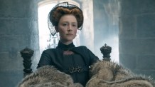 Saorsie Ronan in Mary Queen of Scots