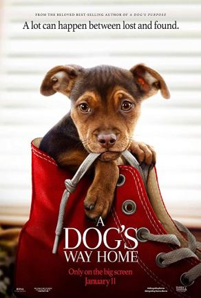 A Dog's Way Home Official Poster