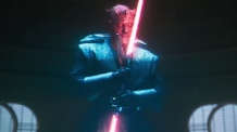 Ray Park as Darth Maul in Solo: A Star Wars Story