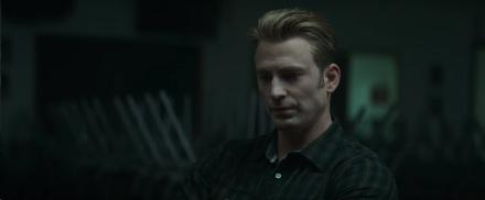 Chris Evans Captain America Avengers: End Game