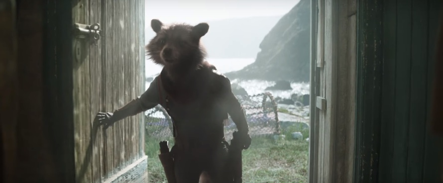 Rocket Raccoon Bradley Cooper Avengers: End Game