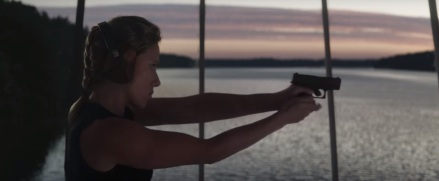 Scarlett Johansson Black Widow Avengers: End Game