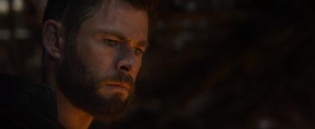 Chris Hemsworth Thor Avengers: End Game