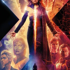 Dark Phoenix Poster