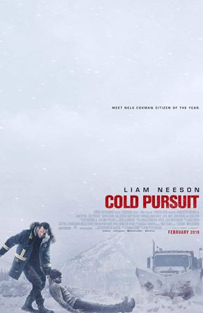 Cold Pursuit Official Poster