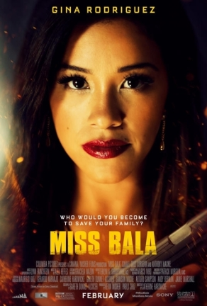 Miss Bala Official Poster