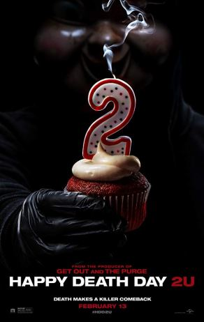 Happy Death Day 2U Official Poster
