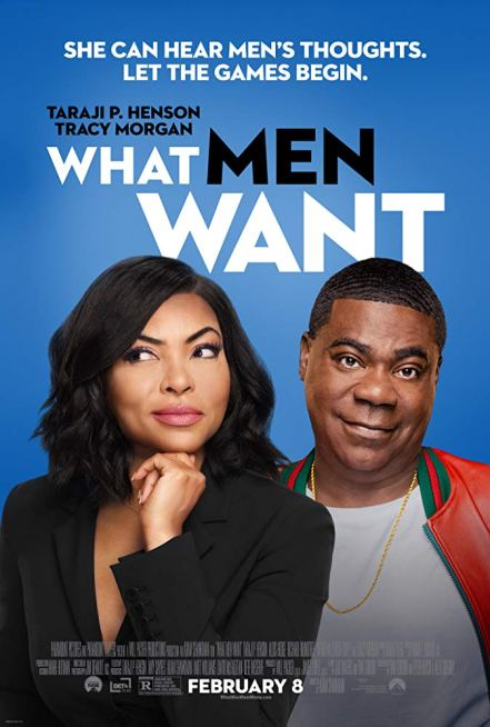 What Men Want Official Poster